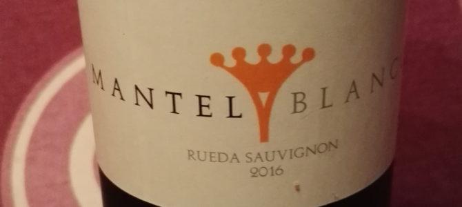 MANTEL BLANCO Sauvignon Blanc 2016